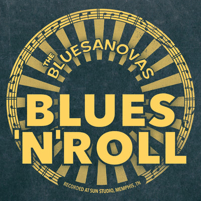 The Bluesanovas - Blues 'n' Roll (CD) (5871826043033)