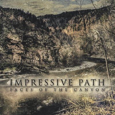 Impressive Path - Faces Of The Canyon (CD) (5871757983897)