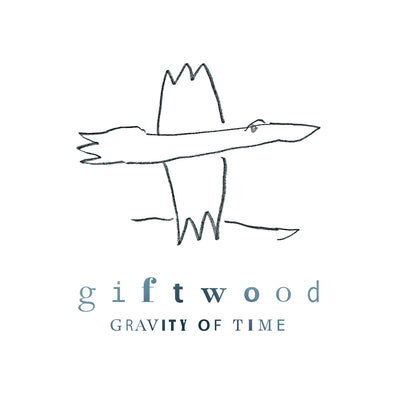 Giftwood - Gravity of Time (CD) (5871784198297)