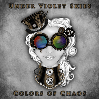 Under Violet Skies - Colors of Chaos (CD)