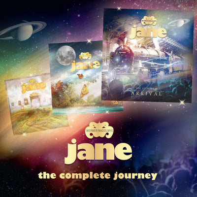Werner Nadolnys Jane - The Complete Journey (3CD)