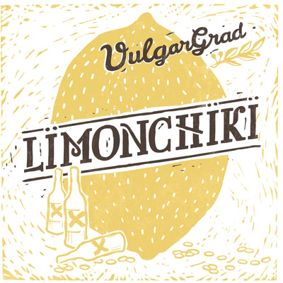 "VulgarGrad - Limonchiki (7"" Single) (7"" Vinyl-Single)"