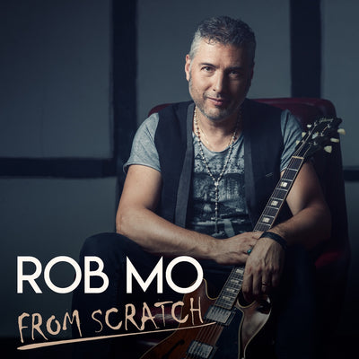 Rob Mo - From Scratch (CD) (5871770173593)