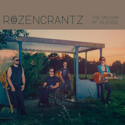 Rozencrantz - The Vacuum Of Silence (CD) (5871747793049)