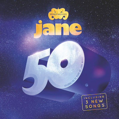 Werner Nadolnys Jane - 50 (CD)