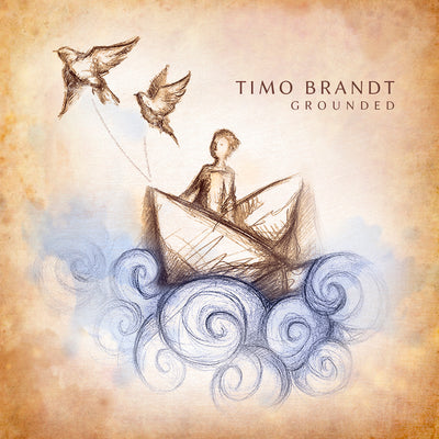 Timo Brandt - Grounded (CD)