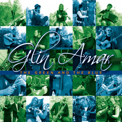 Glin Amar - The Green And The Blue (CD)