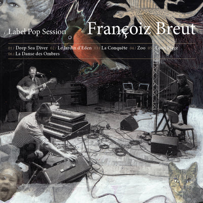 Label Pop Session  - Françoiz Breut (CD)