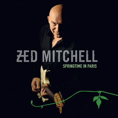 Zed Mitchell - Springtime In Paris (CD)