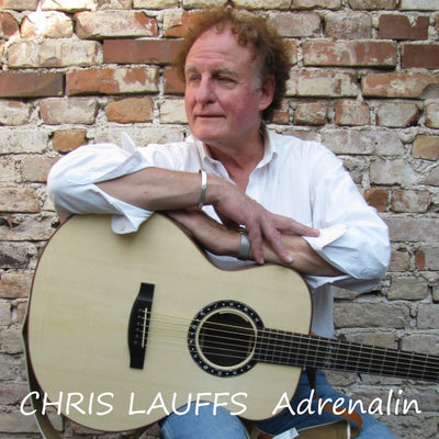 Chris Lauffs - Adrenalin (CD) (5871811854489)