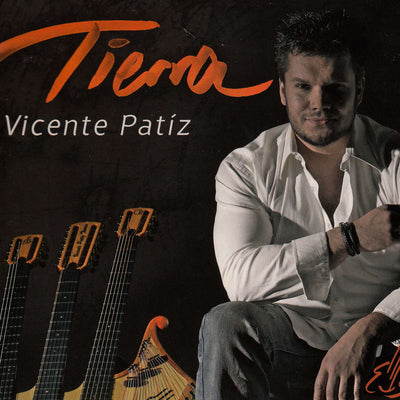 Vicente Patíz - Tierra (CD)