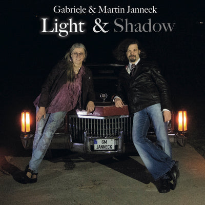 Gabriele & Martin Janneck - Light & Shadow (CD) (5871808118937)