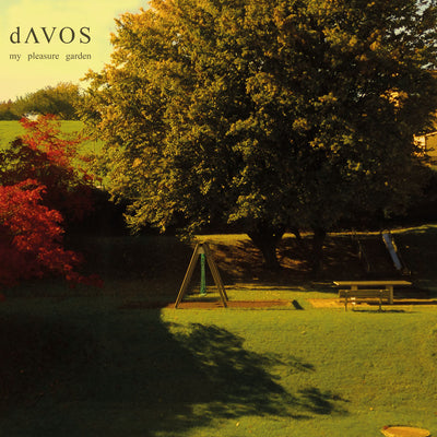 dAVOS5 - My Pleasure Garden (CD)