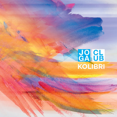 Joga Club - Kolibri (CD)