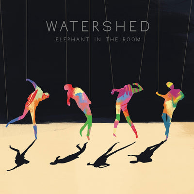 "Watershed - Elephant in the room (12"" Vinyl-Album) (6738945245337)"