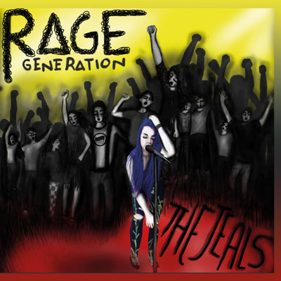 The Jeals - Rage Generation (CD) (6602459873433)