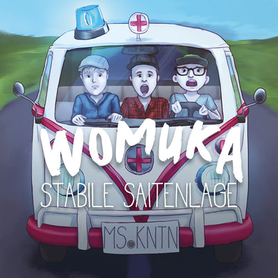 Womuka - Stabile Saitenlage (CD)