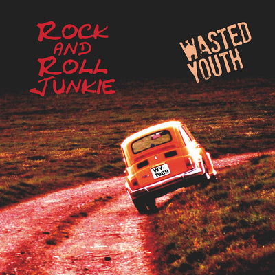 Rock And Roll Junkie - Wasted Youth (CD) (5871759392921)