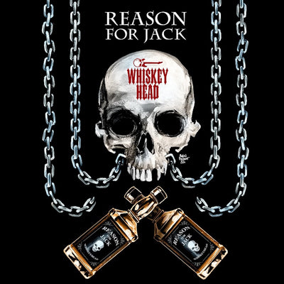 REASON FOR JACK - Whiskeyhead (CD)