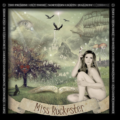Miss Rockester - A Ride On Either Side (CD)