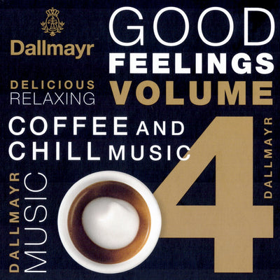 Various Artist - Dallmayr Coffee And Chill Music Vol. 4 (CD)