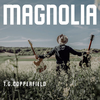 T.G. Copperfield - Magnolia (CD) (5871787245721)