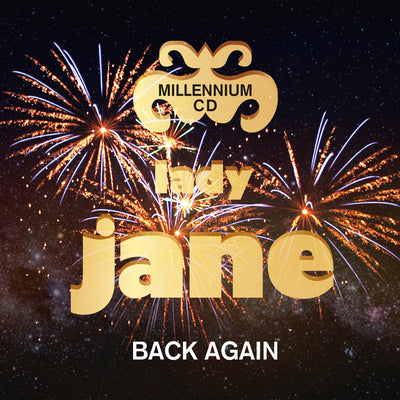 Lady Jane - Back Again (CD)