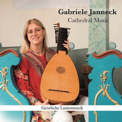 Gabriele Janneck - Cathedral Music (CD)