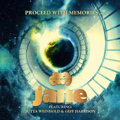 Werner Nadolny's Jane - Proceed With Memories... (CD)