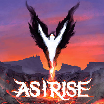 As I Rise - s/t (CD)