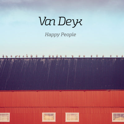 Van Deyk - Happy People (CD)