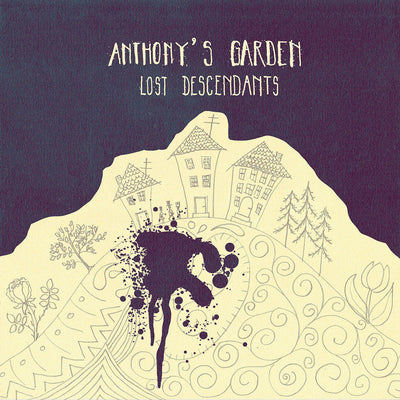 Anthonys Garden - Lost Descendants (CD)