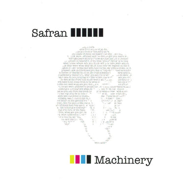 Safran - Machinery (CD)
