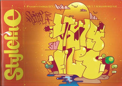 Stylefile Graffiti Magazine - Issue 33