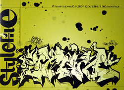 Stylefile Graffiti Magazine - Issue 32