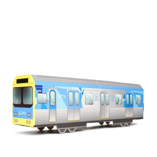 MTN Systems Melbourne Metro Train MTN