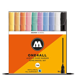 Molotow One4all 127HS - Pastel Set - 10 pack