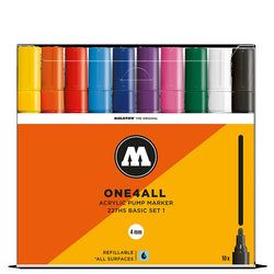 Molotow One4all 227HS - Basic Set 1 - 10 pack