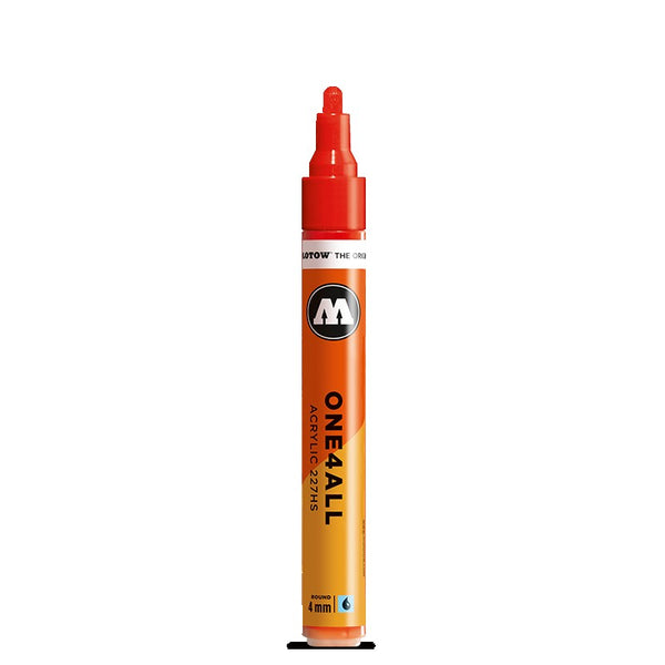 Molotow One4all 227HS Acrylic Marker 4mm Molotow