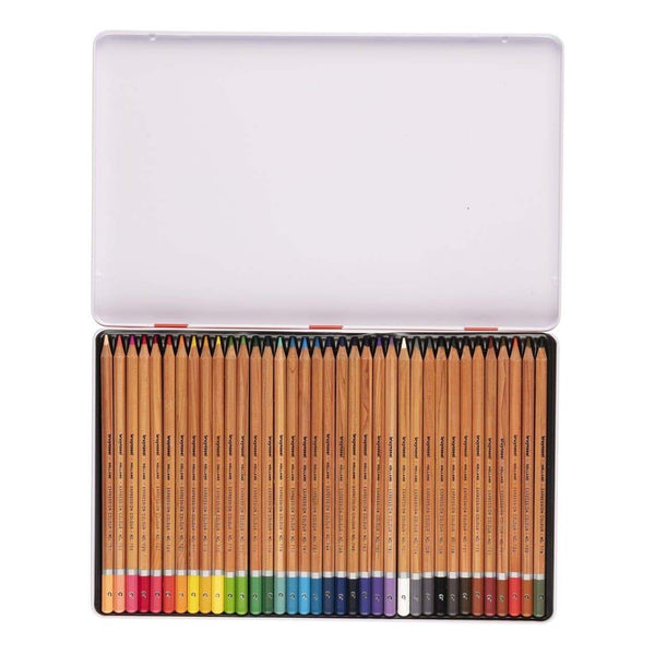 Talens Expression Colour Pencils - Tin 36 Talens
