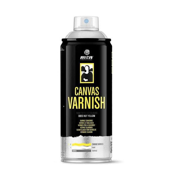 MTN Pro Canvas Varnish 400ml