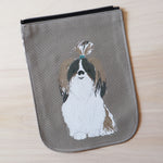 Shih tzu dog flap SMALL size