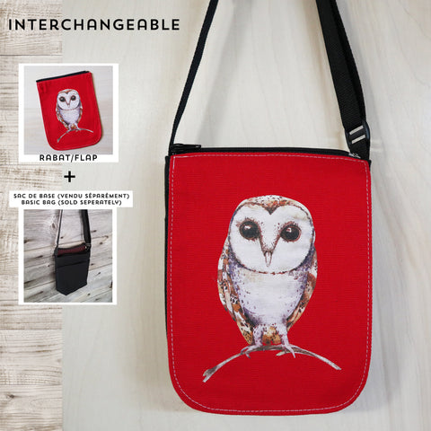 Owl flap SMALL size
