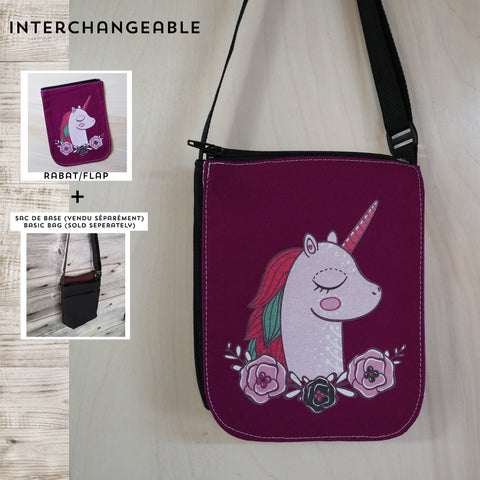 Unicorn flap SMALL size