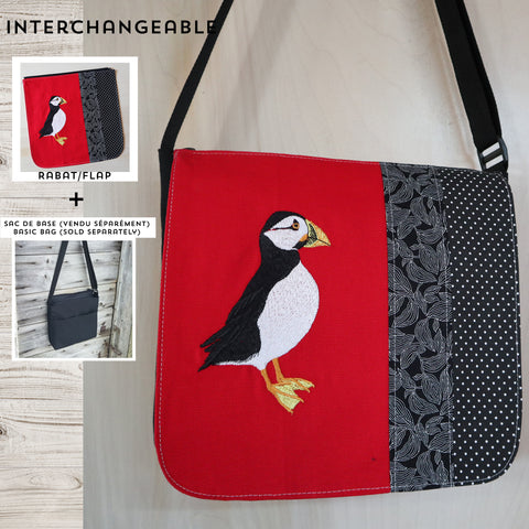 Puffin flap LARGE size