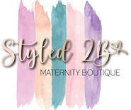 Styled 2B Maternity Boutique Logo