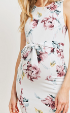 Load image into Gallery viewer, SUNDAY LOVE SHEATH DRESS (FLORAL)
