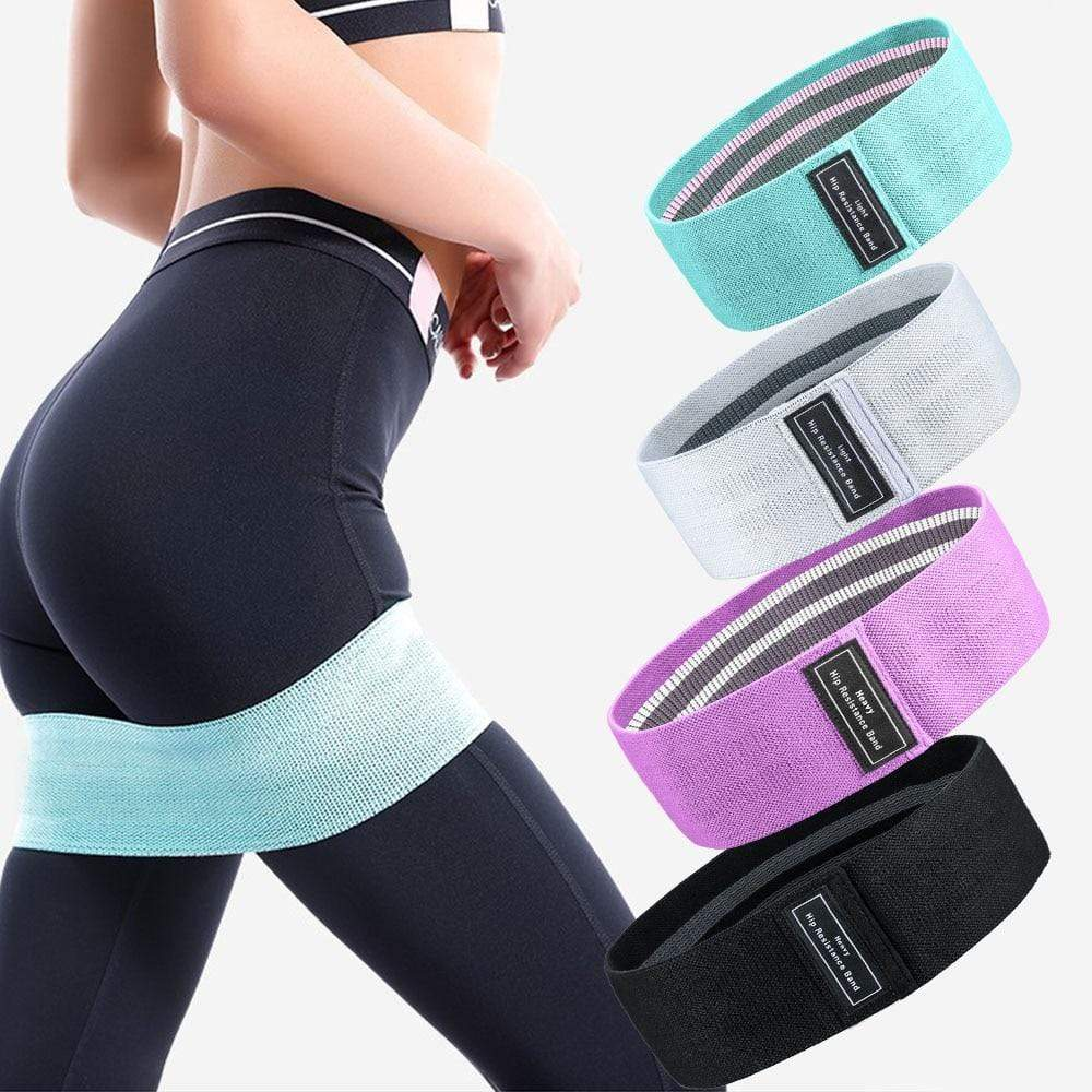 Three Piece Resistance bands set - KingdomFiit