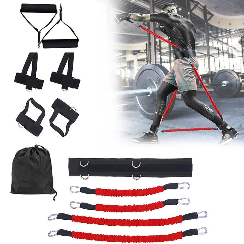 Boxing Pull Rope Strength Training Resistance Bands - KingdomFiit