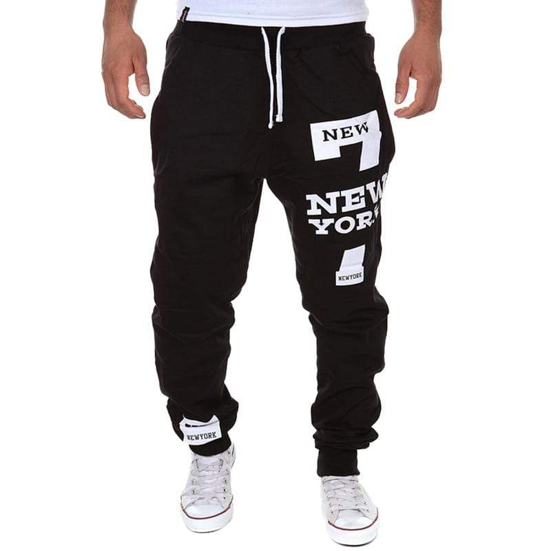 New York Men's Joggers - KingdomFiit